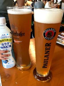 仙台オクトーバーフェスト ドイツビール
